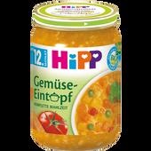 Bild: HiPP Gemüse Eintopf
