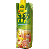 Bild: Rauch happy day Multivitaminsaft mild
