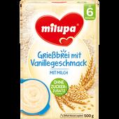 Bild: Milupa Milch-Getreidebrei Grieß Vanille