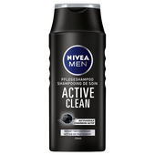 Bild: NIVEA MEN Active Clean Pflegeshampoo