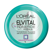 Bild: L'ORÉAL PARIS ELVITAL Tonerde Absolue Tonerde-Maske