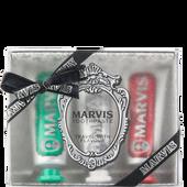 Bild: MARVIS Travel with Flavour Zahncremen Set