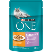 Bild: Purina ONE Sensitive Huhn & Karotten