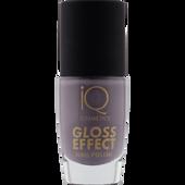 Bild: iQ COSMETICS Gloss Effect Nail Polish incense