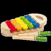 Bild: Hape Regenbogen-Xylophon