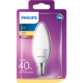 Bild: PHILIPS LED Kerze 40W E14 matt