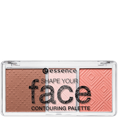 Bild: essence Shape your Face Contouring Palette