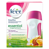 Bild: Veet EasyWax Elektrisches Warmwachs Roll-On-System