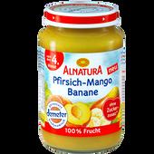 Bild: ALNATURA Pfirsich-Mango Banane