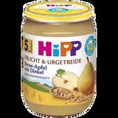 Bild: HiPP Birne in Apfel mit Dinkel
