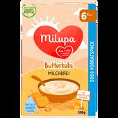 Bild: Milupa Milch-Getreidebrei Butterkeks-Biskuit