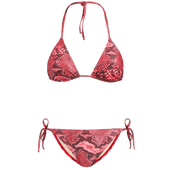 Bild: p2 Snake Padded Triangle Bikini