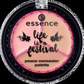Bild: essence Life is a Festival Peace Concealer Palette