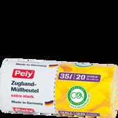 Bild: Pely Zugband-Multibeutel 35 Liter