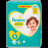 Bild: Pampers premium protection Gr. 6 (15+kg) Jumbopack