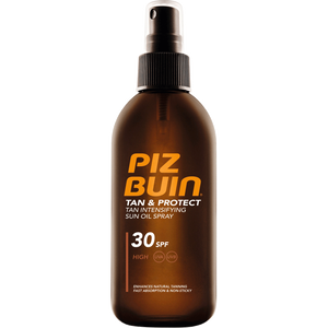 Bild: PIZ BUIN Tan & Protect Oil Spray LSF 30