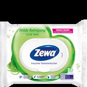 Bild: Zewa Feuchtes Toilettenpapier Milde Aloe Vera