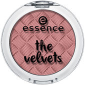 Bild: essence The Velvets Eyeshadow coral me maybe.