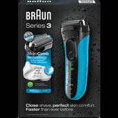 Bild: Braun Series 3 3010s wet & dry Shaver