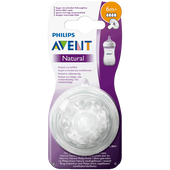 Bild: PHILIPS AVENT Naturnah Sauger 6M+