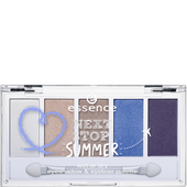 Bild: essence Wet or Dry Eyeshadow Next Stop: Summer