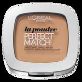 Bild: L'ORÉAL PARIS Perfect Match Powder D3/W3