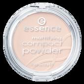 Bild: essence Mattifying Compact Powder light beige