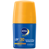 Bild: NIVEA Sun Schutz & Pflege Sonnen-Roller LSF30