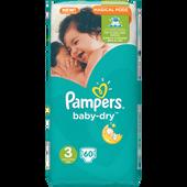 Bild: Pampers Baby-Dry Gr.3 (5-9kg) Big Pack