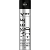 Bild: syoss PROFESSIONAL Invisible Hold Haarspray