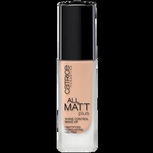 Bild: Catrice All Matt Plus Shine Control Make Up vanilla beige