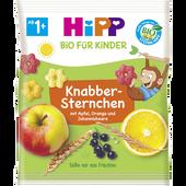 Bild: HiPP Knabber Sternchen mit Früchten