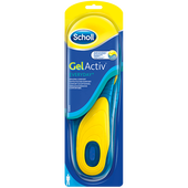 Bild: Scholl GelAktiv Everyday Sohle Men