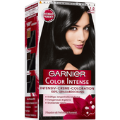 Bild: GARNIER COLOR INTENSE Intensiv-Creme-Coloration 1.0 schwarz