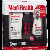 Bild: Men's Health Geschenkset Power Gym to Go warm up