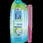 Bild: Fa Coconut Water Trio + Bikinibag