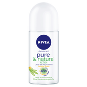 Bild: NIVEA Pure & Natural action Roll-on
