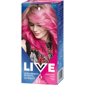 Bild: Schwarzkopf LIVE Ultra Brights or Pastel Haarfarbe shocking pink