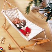 Bild: Amazonas Baby Hängematte