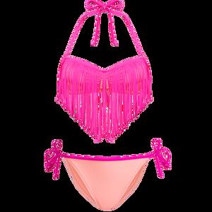 Bild: p2 Waterfall Bandeau Bikini
