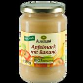 Bild: ALNATURA Apfelmark mit Banane
