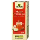 Bild: ALNATURA Milder Früchte Tee
