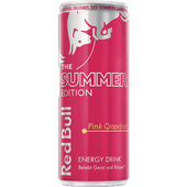 Bild: Red Bull Summer Edition Pink Grapefruit Energy Drink