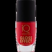 Bild: iQ COSMETICS Gloss Effect Nail Polish seduction