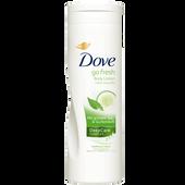 Bild: Dove Bodylotion go fresh