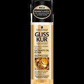 Bild: Schwarzkopf GLISS KUR Hair Repair Ultimate Oil Elixir Express-Repair-Spülung