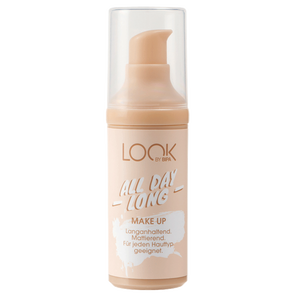 Bild: LOOK BY BIPA All Day Long Make-up creamy