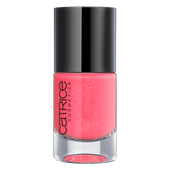 Bild: Catrice Ultimate Nail Lacquer she said yes in her red dress