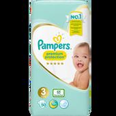 Bild: Pampers premium protection new baby Windeln Gr. 3 (5-9kg) Value Pack