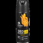 Bild: today men Deo Bodyspray one hundred